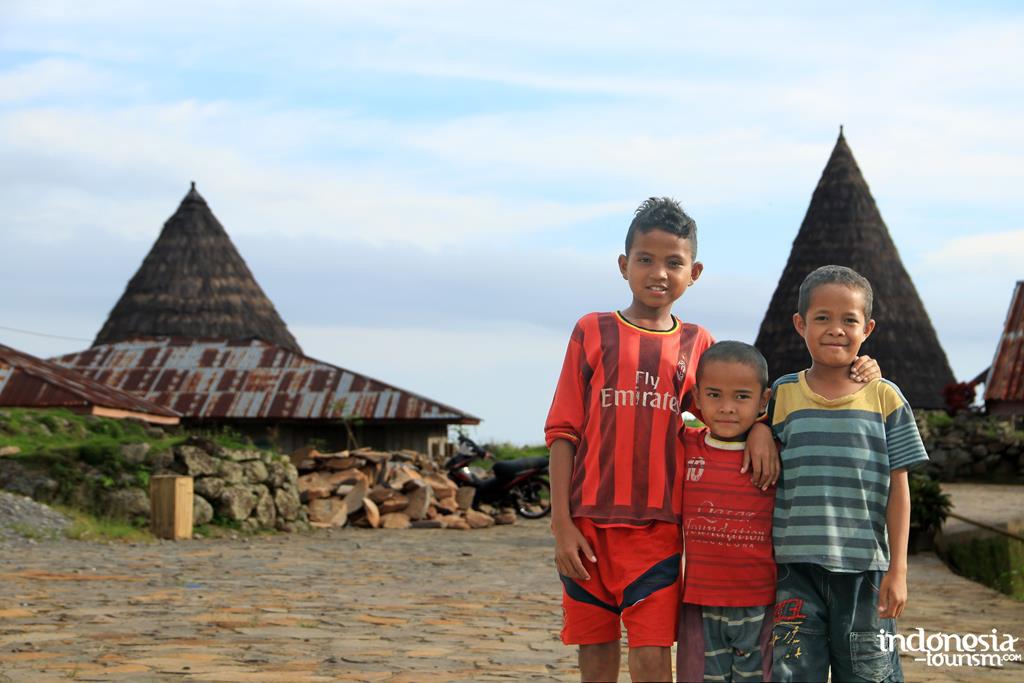 Todo Village In Manggarai Regency East Nusa Tenggara Province